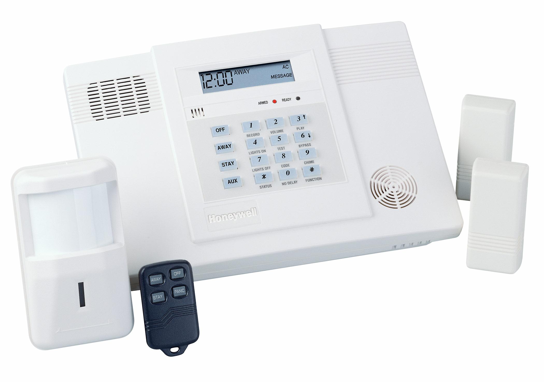 wireless alarm system honeywell wireless alarm system manual. Black Bedroom Furniture Sets. Home Design Ideas
