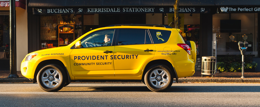 Five Minute Response Guarantee Provident Security Vancouver