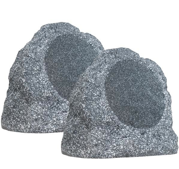 Garden Rock Speakers